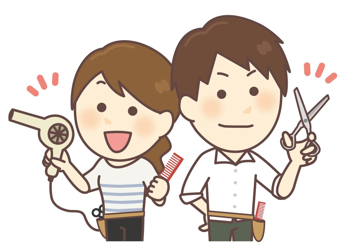 美容室で髪型の注文時に使える「中国語フレーズと単語」台湾華語、床屋編